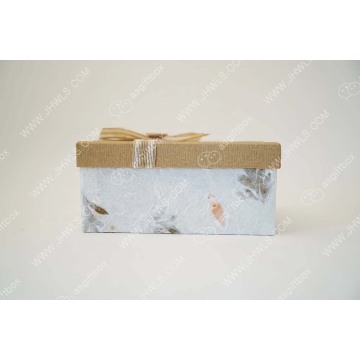 Hot selling Christmas series paper gift box