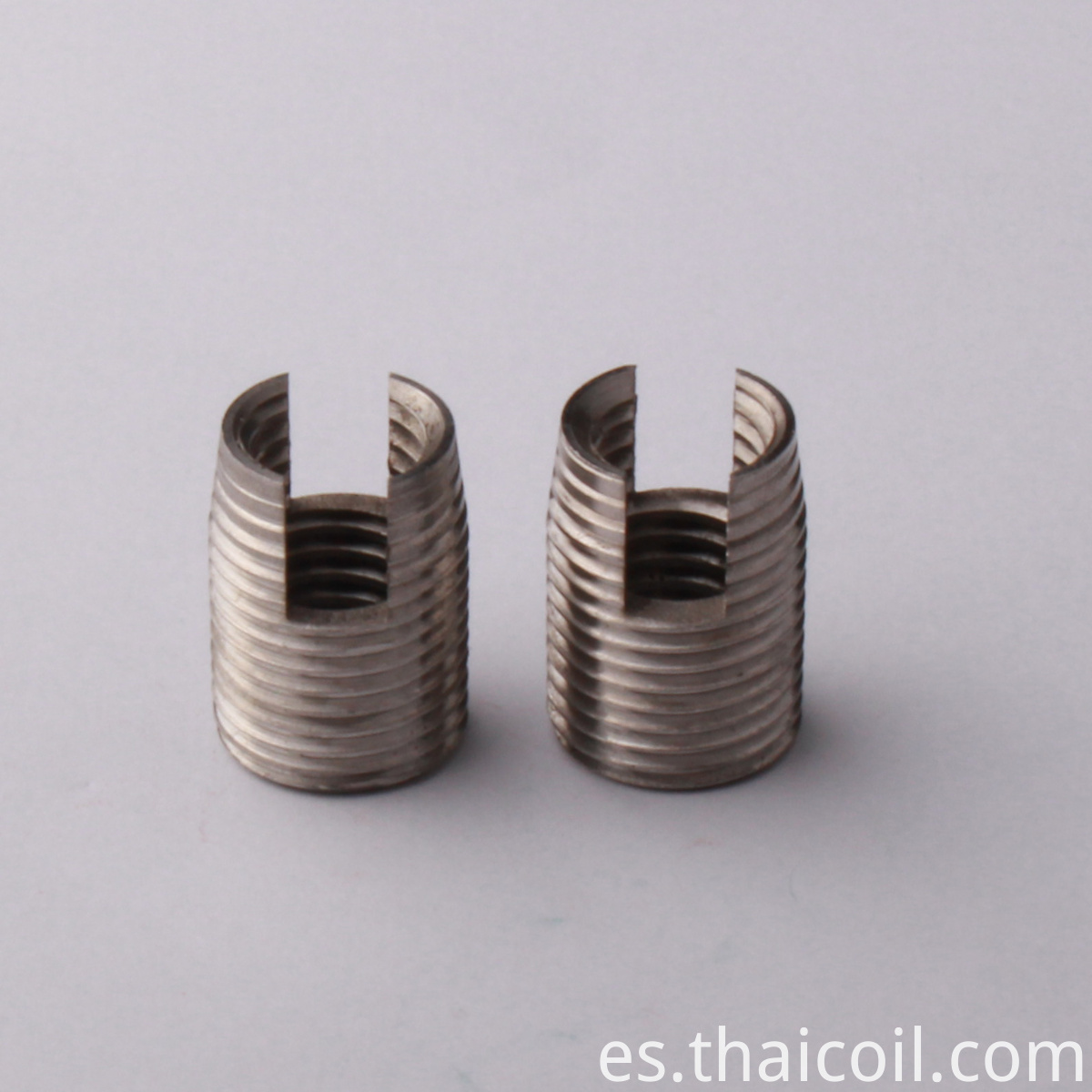 slotted wire thread repair insert