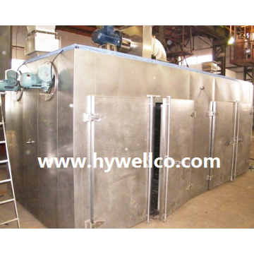 Hot Air Tray Drying Machine