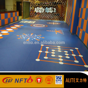 Enlio 3D floor and Gym floor