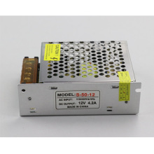 12V 4.2A LED Power Supply 50W S-50W-12