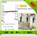 2X6 steps scaffold ladder