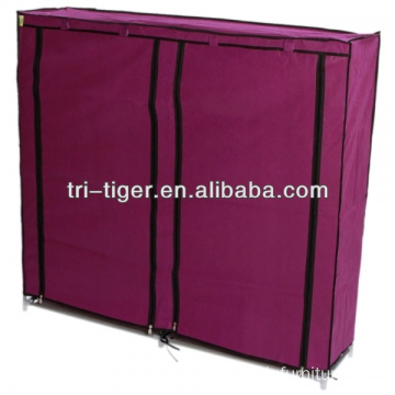 Storage non woven fabric covered shoe rack