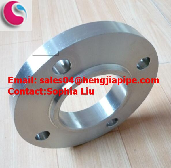 stainless steel ASME flange