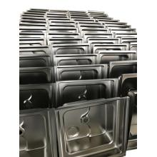 Online Exporter for Commercial Air Conditioner Plastic Mould Kitchen and commercial Stainless steel dishwasher sink export to Comoros Exporter