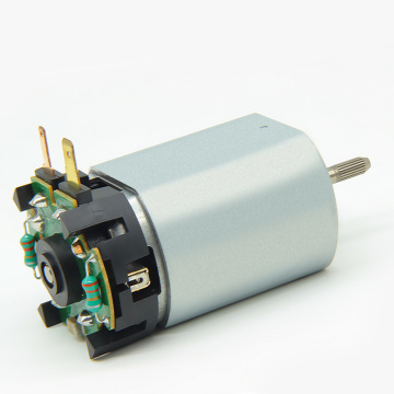 FM-137-R1B-CF Carbon Brush Motor - MAINTEX