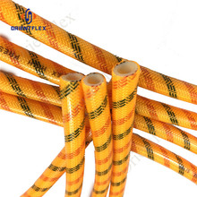 high pressure pvc hose textile reinforce spray hose