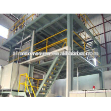 AL-1600 S PP Spunbond Non Woven Fabric Production Line