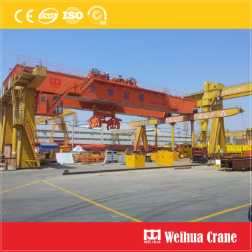 Overhead Crane for Metallurgic Plant