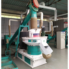 Longer Service Time Biomass Sawdust Pellet Mill