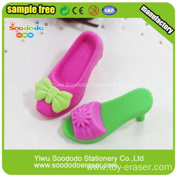 perfume shaped eraser colorful design for kids