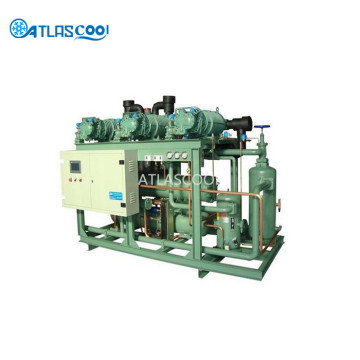 Cold Room Machine Outdoor Refrigeration Compressor Unit