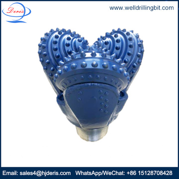 TCI tricone bit for water oil well drilling