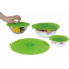 Big discounting for China Silicone Suction Lid Set,Microwave Lids Manufacturers and Suppliers in China Keeping Food Fresh BPA Free Silicone Lid export to Namibia Exporter