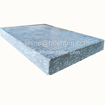 Water Resistant MGO Fireproof Decoration Board