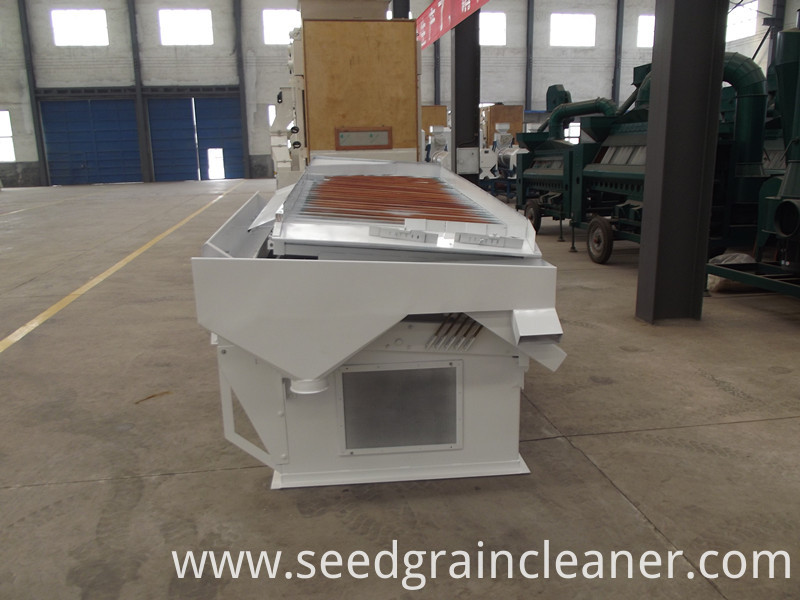 immuture seed removing machine