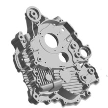 100% Original Factory for China Aluminum Clutch Housing, Cast Iron Auto Spare Parts, Alternator Starter Aluminum Housing Exporters Aluminium Die Casting Auto Engine Covers export to Lesotho Exporter