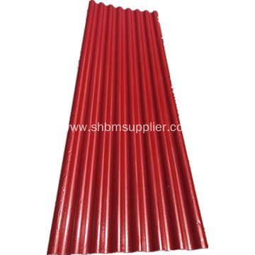 Cheap Good Quality Mgo Glazed Roofing Sheet