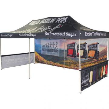 collapsible tent 3mx6m for weddings and outdoor gatherings