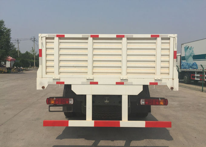 Blue Howo Cargo Truck Chassis
