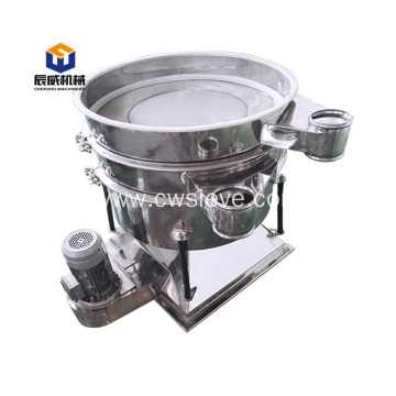 Rotary tumbler sifter for Granular material sieving