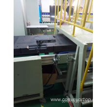 Free sample for Drive Pallet Chain Conveyor TV Automatic Assembly Conveyor Line export to Poland Supplier