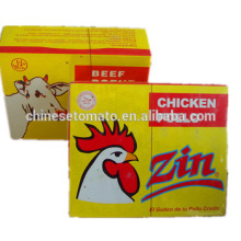 100% Original Factory for Chicken Flavor Powder and Cube wholeseller bouillon cube and seasoning powder export to United States Factories