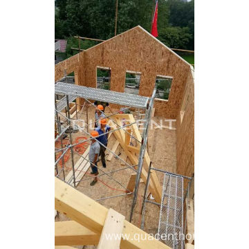 Pre-cut Prefabricated SIPs Wall Panels Home Kit
