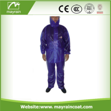 Wholesale Cheap Two long PVC Safety Workwear