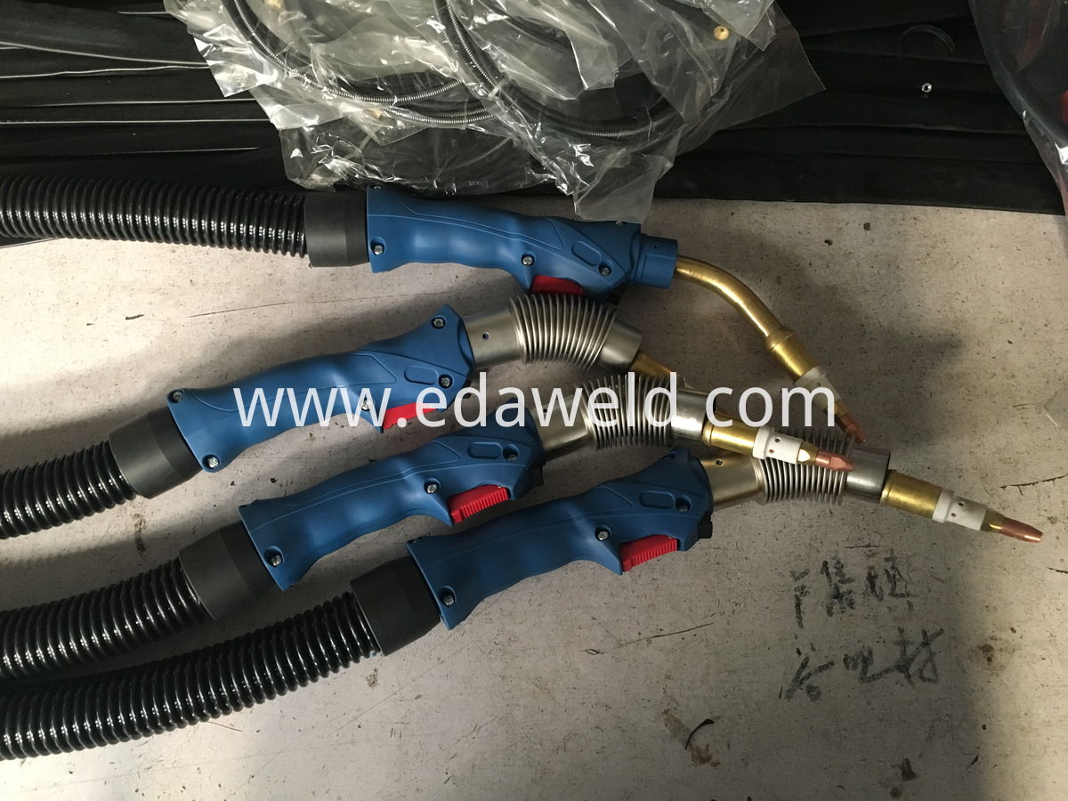 Welding Fume Extraction Torch