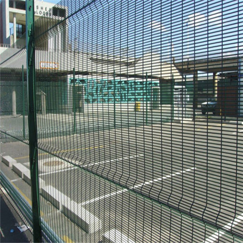 PVC Coated 358 Security Fence Prison Mesh