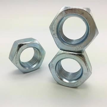 stainless steel hot sale hexagon nuts and bolts