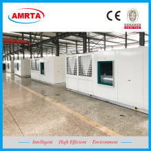 Hot Water Coil Rooftop Packaged Cooling and Heating