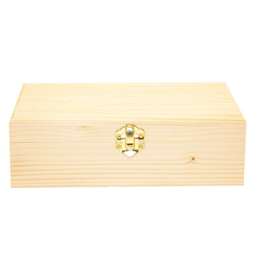 Professional for wood boxes Details Custom size natural wooden box supply to Gibraltar Wholesale