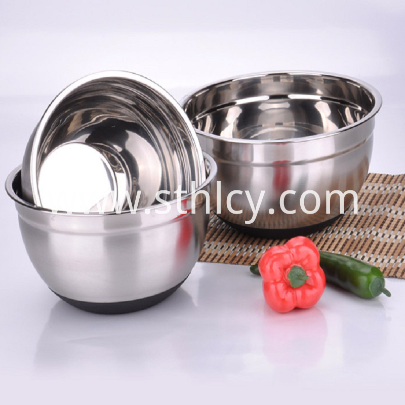 Stainless Steel Bowl Sets