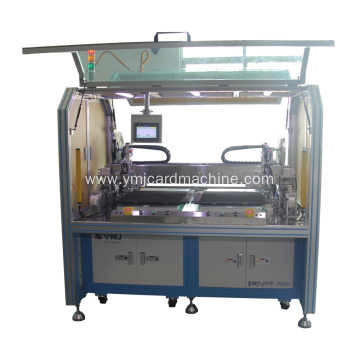 Full Auto Smart Card Strip Chip Mounting Machine
