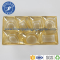 Chocolate Blister Tray For Food Product Packaging