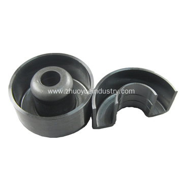 Belt Conveyor Roller Pressed Steel Custom Bearing Housing