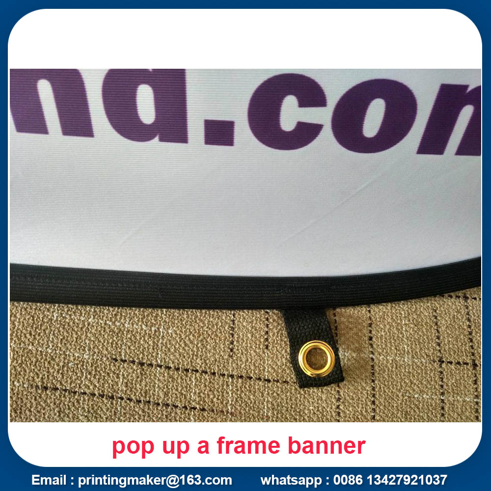 pop up a-frame banner