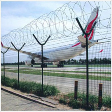 Lower Carbon 358 Security Airport Fence