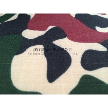 Rip-stop Military Camouflage Fabric for Libya