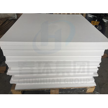 China for 100% Virgin White PTFE Sheet Anti-corrosion Recycled Moulded Teflon export to Angola Factory