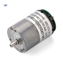 33mm micro brush dc gear motor