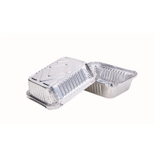 Big Pan Plate with Aluminum Foil