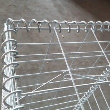 China Cheap price for Bastion Barrier Gabion Wire Mesh Cages/Box export to Reunion Supplier