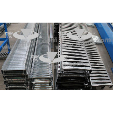 Building Use C60 Steel Plank Roll Forming Equipment