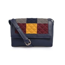 Hot Sale Rhomboids Quilted Lady Single Crossbody Bags