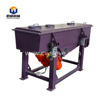 multi-layers quartz sand classifying linear vibrating screen