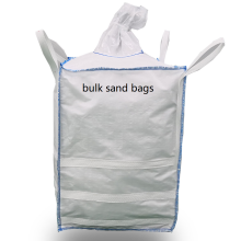 Super Lowest Price for Bulk Bag Of Ballast Big Polypropylene Sand Bags Bulk supply to Romania Factories