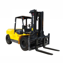 Best Quality for 4 Wheel Drive Forklift ISUZU engine 10 ton diesel forklift export to Burkina Faso Supplier